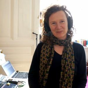 Kulturkapital Podcast: Monique Behr (Foto: Tine Nowak)