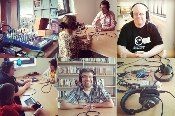 Ecfra14: Podcasting
