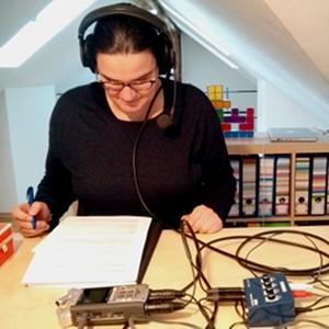 Daniela Bamberger, Foto: Tine Nowak