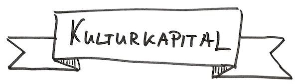 Kulturkapital Banner (Tine Nowak)